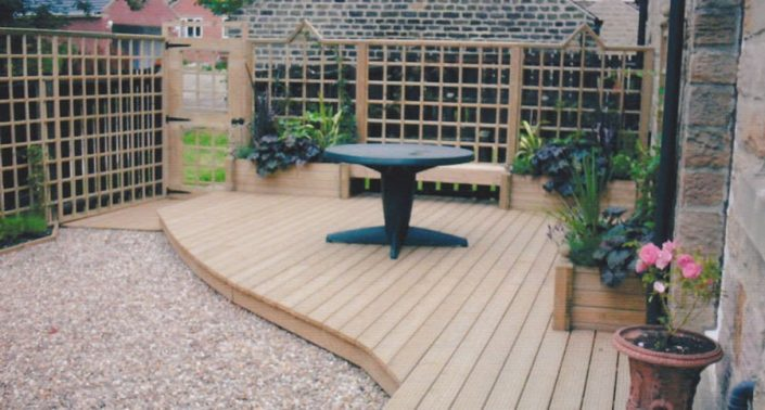 Harrogate Decking Services